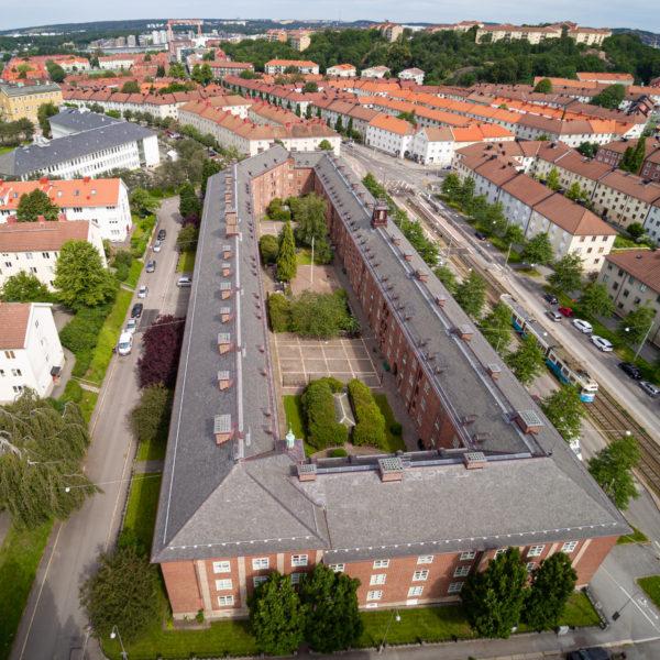 Broströmska Stiftelsen - Göteborg